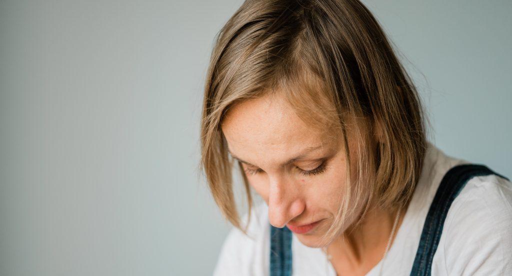 Virginie Menot Illustratrice closeup photo