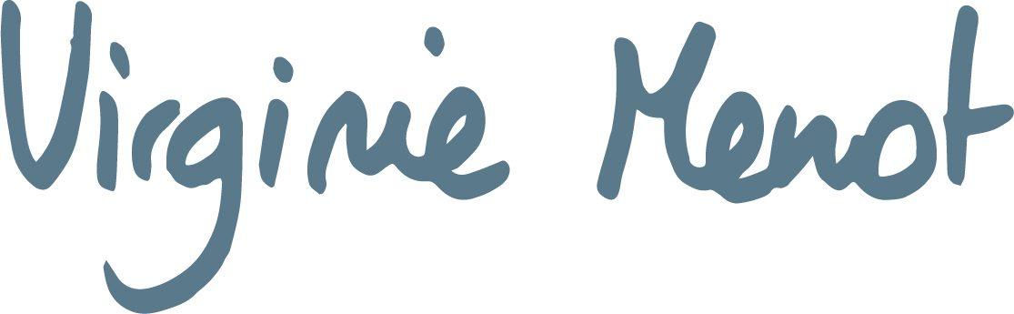 Logo signature Virginie Menot